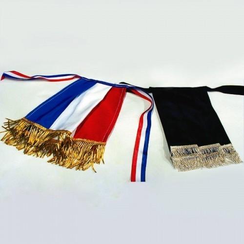 Cravates pour drapeaux