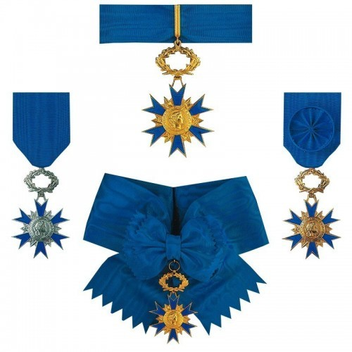 Ordre National du Mérite