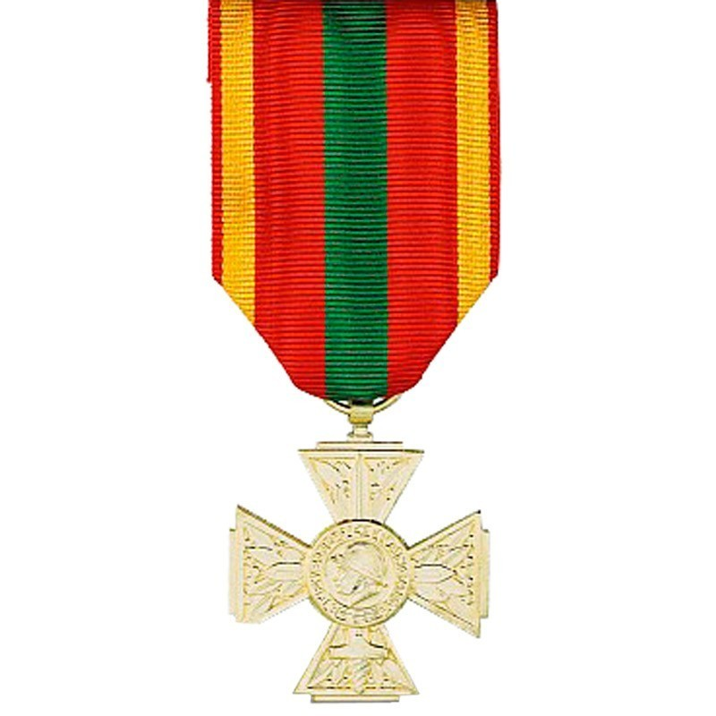 Croix du combattant volontaire