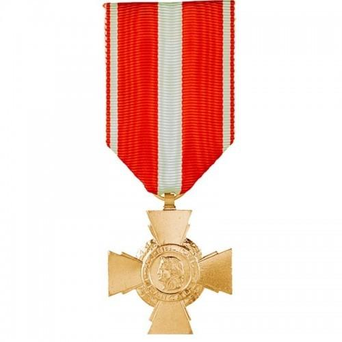 Croix de la Valeur Militaire